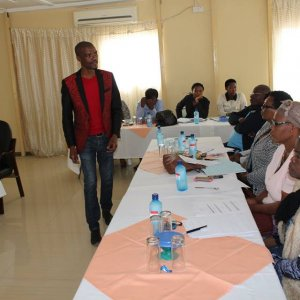 Anticorruption prevention training